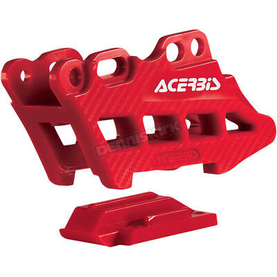 Acerbis Red 2.0 Complete 2 Piece Chain Guide - 2410960004