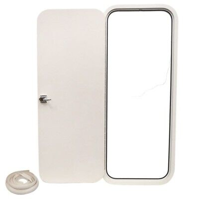 Crownline Boat Door 61506 | Off White 52 x 20 1/8 Inch