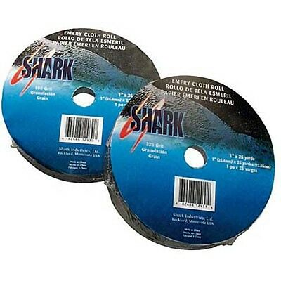 Shark 12928 80 Grit 25 Yard Shop Roll