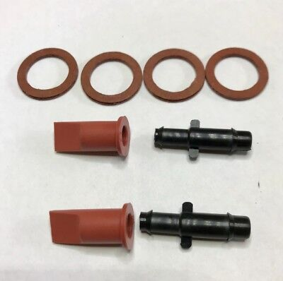 land rover td5 discovery 2 / defender fuel air bleed return valve kit