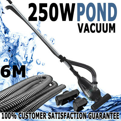 Jebao Fountain Pond Garden Vacuum Cleaner + Telescopic Pole 11m Power Cable