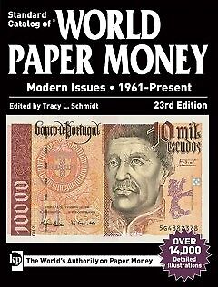 Standard Catalog of World Paper Money, Modern Issues 1961-present - NEW - 978144