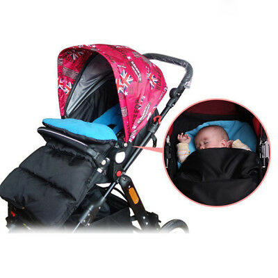 Universal Baby Stroller Cosy Toes Liner Buggy Padded Luxury Footmuff Warmer New