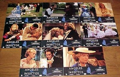 Kristin Scott Thomas Angels and Insects Spanish lobby card set 8 Patsy Kensit