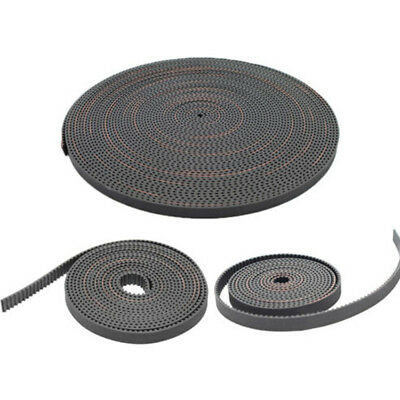 UK GATES 6mm GT2 RF Fiber Glass Reinforced Rubber Timing Belt for 3D Printer New