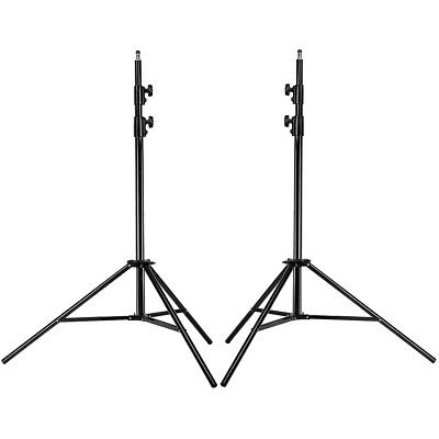 Neewer 9 Feet/260 Centimeters Light Stand Tripod for Photography(2 set)
