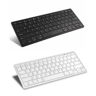 Ultra-slim Wireless Keyboard Bluetooth 3.0 For IPad/iPhone Phones/PC X5O1
