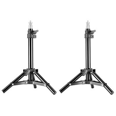 Neewer Photo Studio 50cm/20inch Aluminum Mini Table Top Backlight Stand-2 Pack
