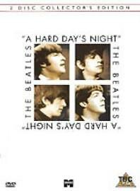 The Beatles  - A Hard Day's Night - 2 DVD edition A hard days night - BOOKLET +