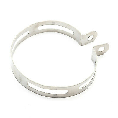 13mm Exhaust Silencer Metal Clamp Bracket Hanger 125cc Chinese Import Scooter