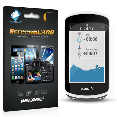 3 x Clear HD LCD Screen Protector Film Foil Saver For Garmin Edge 1030