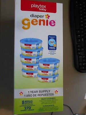 Playtex Diaper Genie Refill Gift Set - 2160 Diapers - Great for Baby Registry