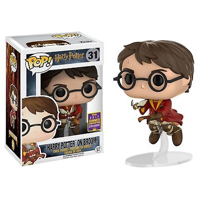 Funko Pop SDCC Harry Potter On Broom Ride - 2017 Summer Convention Exclusive NEW