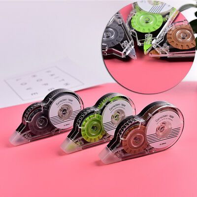 15m Long Roller Correction Tape White Out Study Office School Stationery Tool NA