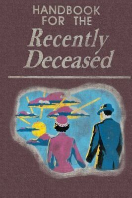 Handbook for the Recently Deceased by Replica Books New Paperback Book