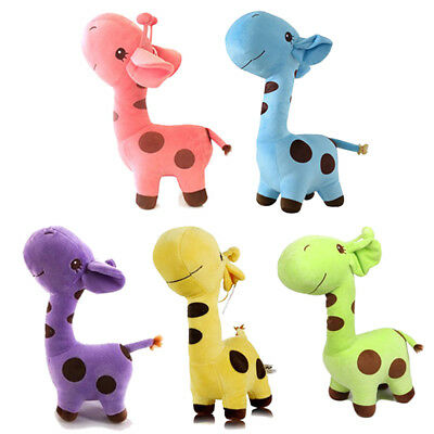5 x Animal Shaped Finger Toy Puppets Animal dolls Game for Children Kids K1Y8