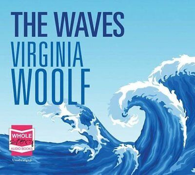 Waves by Virginia Woolf New CD-Audio Book