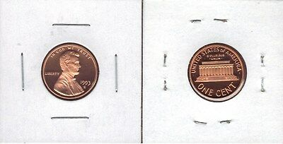 1993-S Choice Proof Lincoln Cent