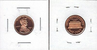 1997-S Choice Proof Lincoln Cent