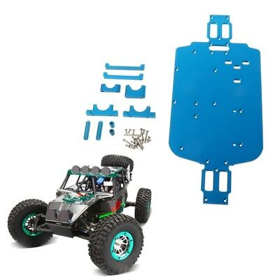 WLtoys Upgrade Metal Car Chassis Bottom A949 A959-B A969 A979 K929 1/18 RC Cars