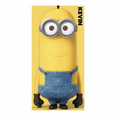 Despicable Me Minions Kevin Weich Strand Handtuch Groß 100% Cotton Kinder