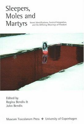 Sleepers  Moles and Martyrs New Paperback Book