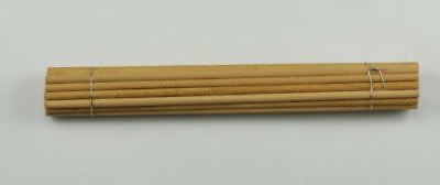 PEGWOOD x24 Watchmakers watch repairs 3mm wood sticks parts