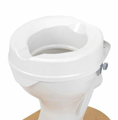 4'' (10cm) Prima Super Raised Bariatric (up to 30 stone) Toilet Seat