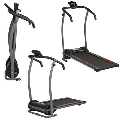 Folding Electric Treadmill Running Machine Gym Fitness Exercise 500W Compact NEW