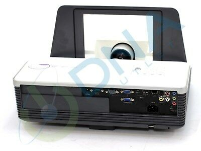 BenQ MX712UST dlp digital projector - 2546 lamp hours - grade b & warranty