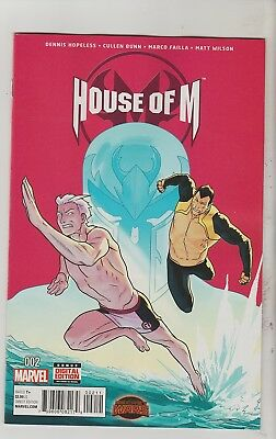 Marvel Comics House Of M #2 November 2015 1St Print Nm