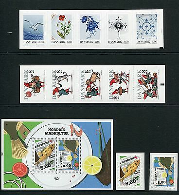 Denmark 2016 Post Office Yearpack Year Set NH Mint Official