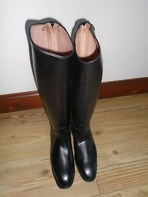 Cavallo Riding Boots Size Uk 7  British Army  Issue Sm 43 40 Household Cavalry