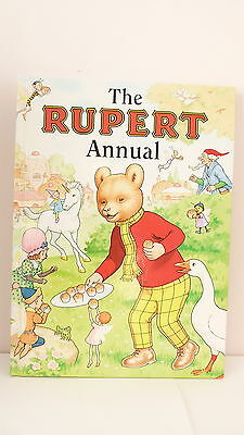 NEW - Rupert The Bear Annual - No.63 - 1998