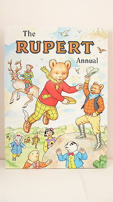 NEW - Rupert The Bear Annual - No.64 - 1999