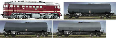 ROCO - RR35004-Digital starter set BR 120, w. tank wagon