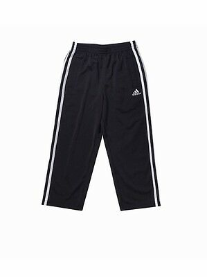 ADIDAS BOYS CORE SWEAT TRACK PANTS - SIZE: Large 14/16        N-6