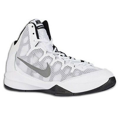 a8c9cbe0c307 Nike ZOOM WITHOUT A DOUBT Mens 749432-100 Basketball Shoes Size 10.5 thru 14