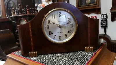 Sessions 8 Day Westminster Chime Mantle Clock
