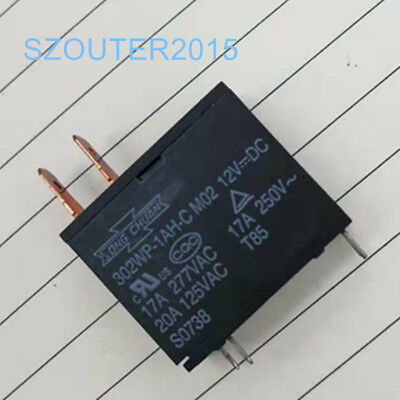 Coil NEW 805WP-1CC-F-SF J05  FOR Song Chuan Relais 30A 277Vac ,12VDC Contact