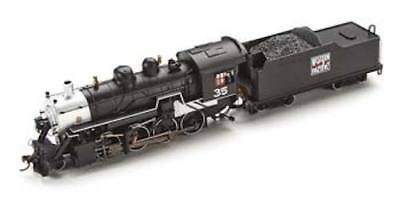 Bachmann 51316 HO Scale DCC Western Pacific #35 Baldwin 2-8-0 Consolidation Loco