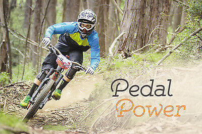 Australia Prestige booklet 2015 PEDAL POWER - BICYCLES