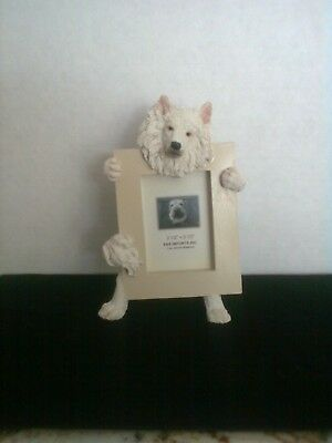 Sammoyed Sammy 2 1/2 x 3 1/2 Picture Frame Clearance Last One