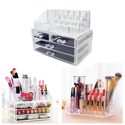 kosmetik organizer makeup aufbewahrung st nder schubladen box pr sentation ra eur 3 40. Black Bedroom Furniture Sets. Home Design Ideas