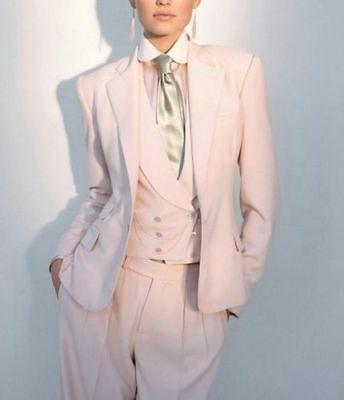 Business Pants Suits For Women Formal Pant Suits For Weddings Three Piece Suit