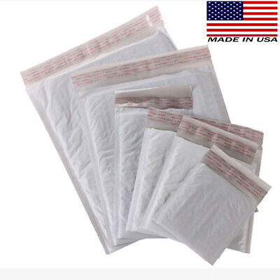 High Quality Poly Bubble Mailers Padded Envelopes #1 #3 #4 #5 #6 #7 #0 #00