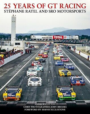 25 Years of GT Racing