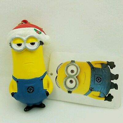044999b2df3ad Kurt S. Adler Official Despicable Me Minion Tim Christmas Tree Ornament