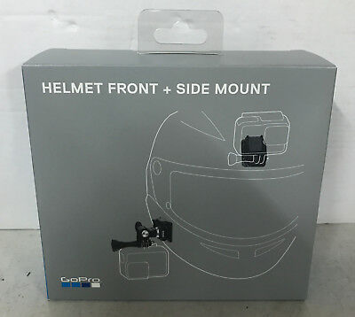 GoPro Helmet Front and Side Swivel Mount AHFSM-001 for HERO 3 4 5 6 Session NEW
