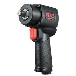 "Might Seven NC-4611Q 1/2"" Drive Mini Air Impact Wrench"